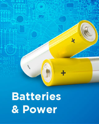 Batteries e Power