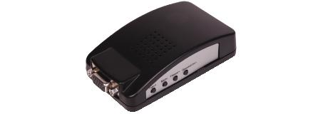 CONVERTITORE RCA / VGA - (Cod.14.2800.75)